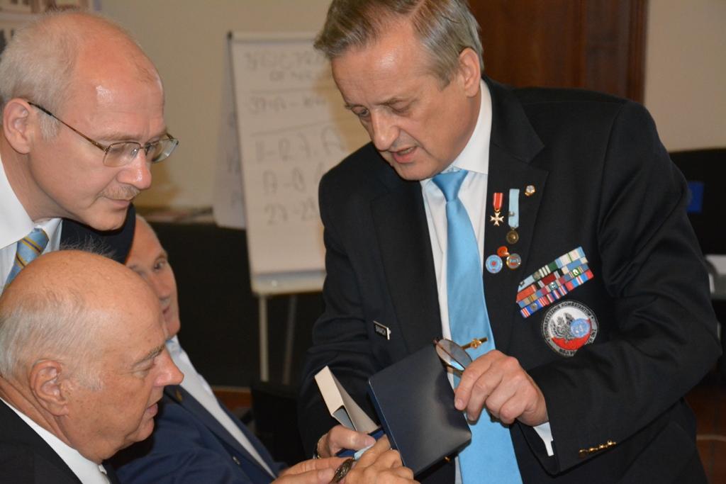 Polsko, Rakousko a Slovensko v diskusi
