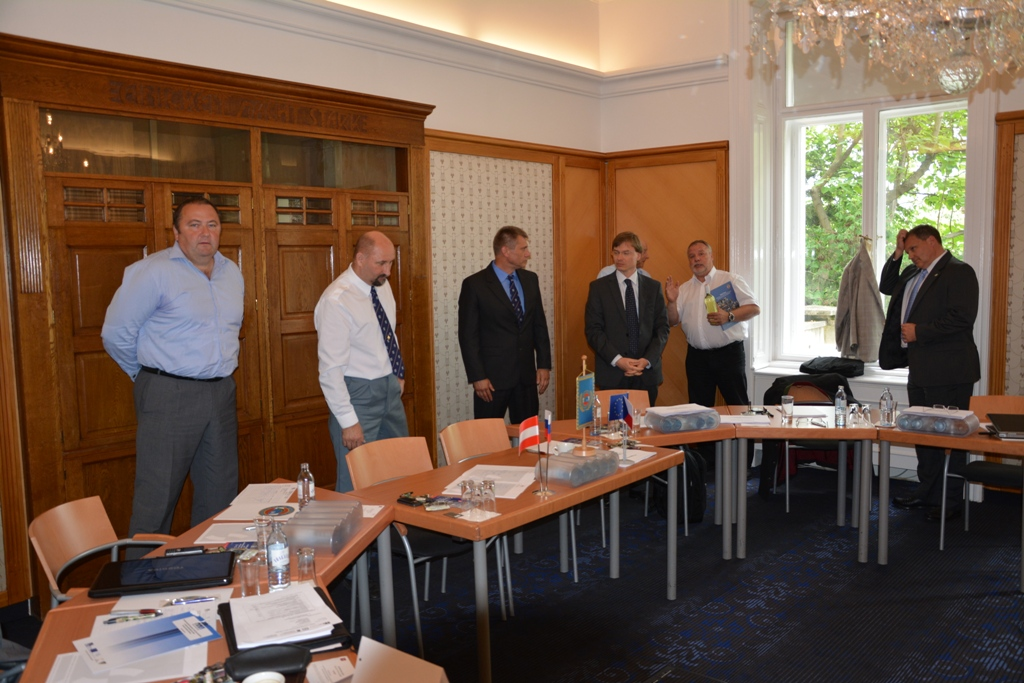 Veterans Seminar in Wien 001