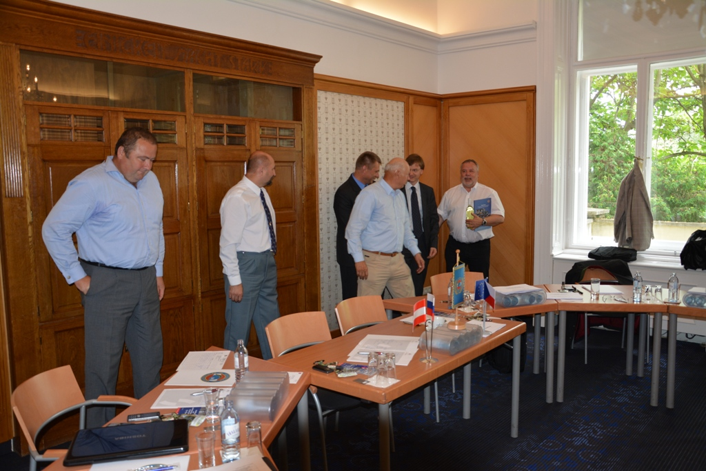 Veterans Seminar in Wien 002