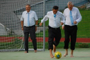 tři prezidenti