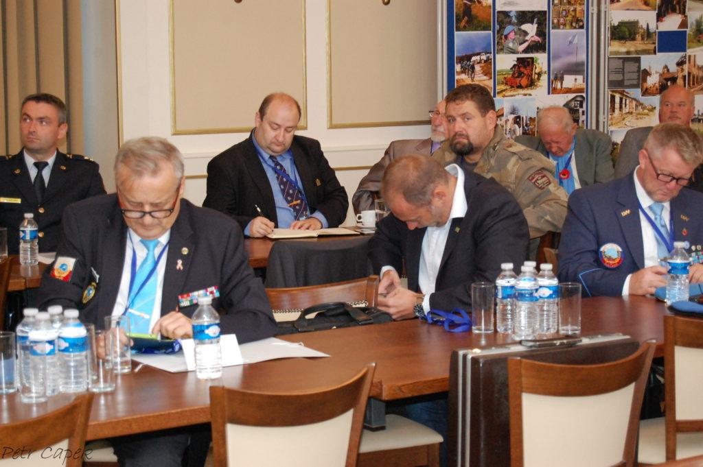 Mezinárodní konference k bezpečnosti