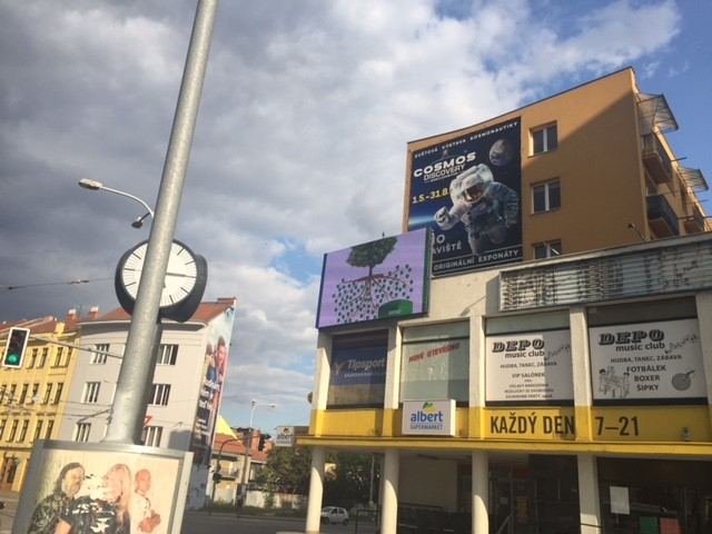 Festival 100 je na obrazovce na Mendláku.