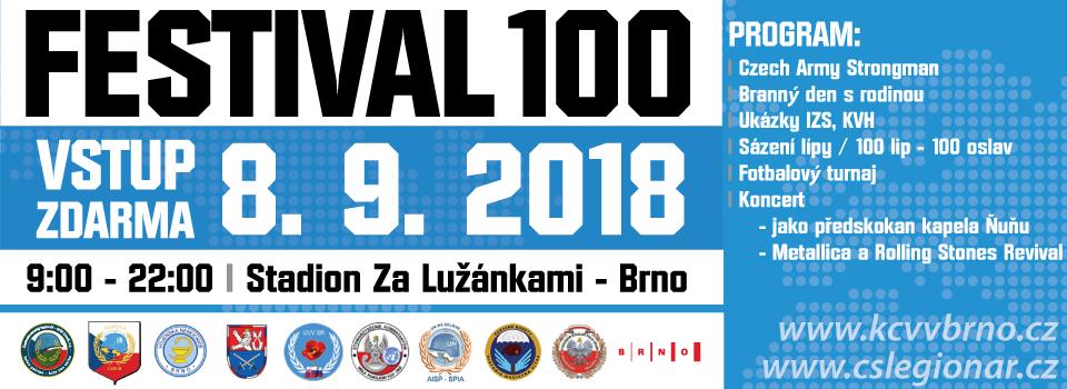 Soutěž Festival 100
