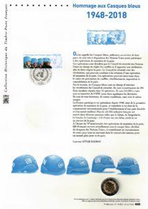Pamětní mince OSN